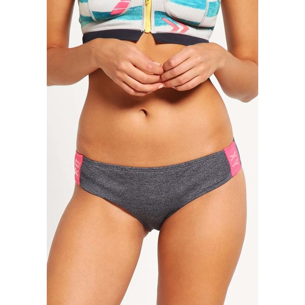 Roxy SAND TO SEA Dół od bikini cool grey RO581D00M