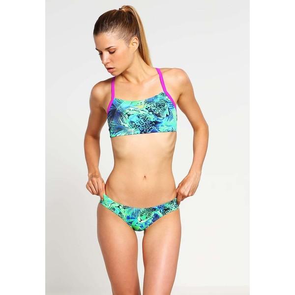 Speedo Bikini fluo green/deep peri/aquarium 1SP41H02M