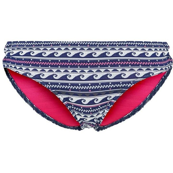 Roxy Dół od bikini wave jacquard/sailor blue RO541H04H