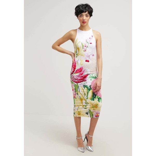 Ted Baker JULEE Sukienka z dżerseju nude pink TE421C075