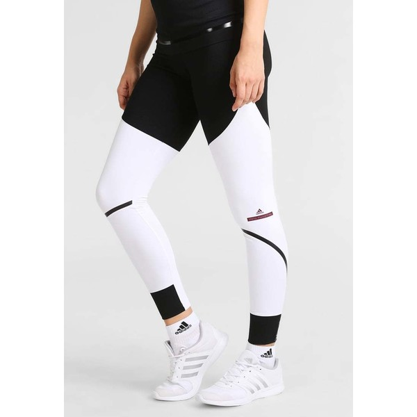 adidas by Stella McCartney Legginsy black/white AD541E0G8