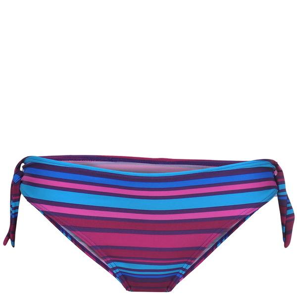 TROLL kostium kąpielowy dół damski w paski TSB0005