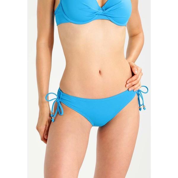 Hunkemöller Dół od bikini blue HM181D06X