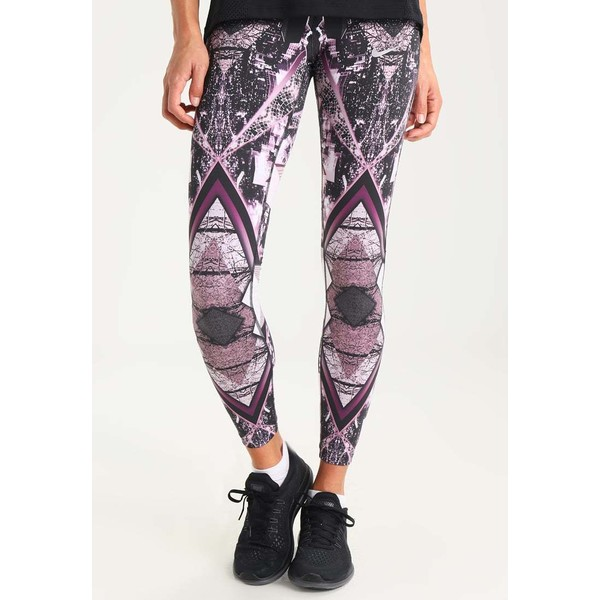 Nike Performance EPIC LUX Legginsy sunset tint N1241E0EK