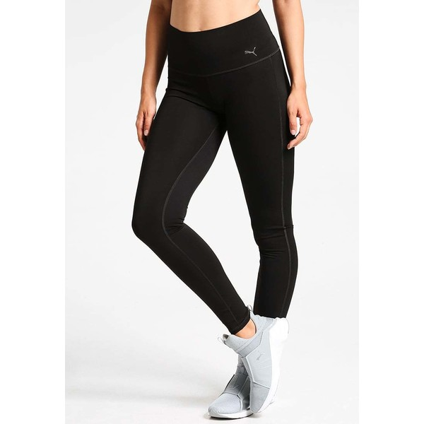 Puma EVERYDAY TRAIN Legginsy black PU141E06A