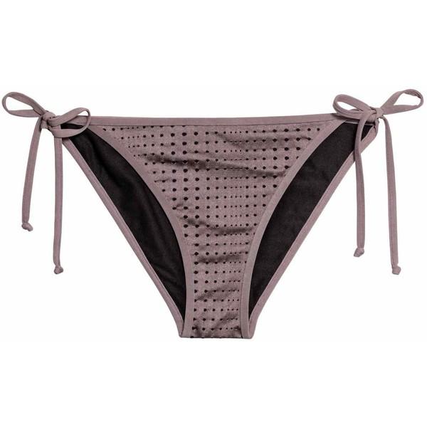 H&M Dół od kostiumu 0256513025 Ciemny brązowoszary