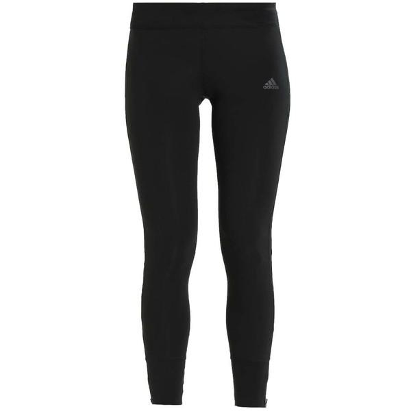 adidas Performance RESPONSE Legginsy black/black AD541E0NB
