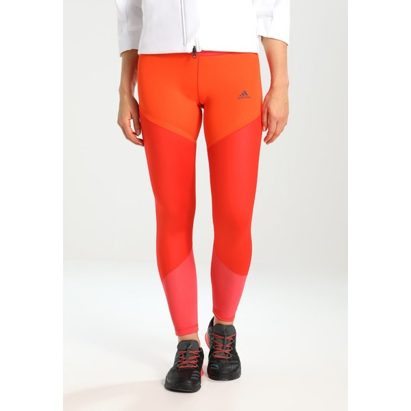 adidas Performance WOW DROP 1 Legginsy core red/core pink AD541E0H9