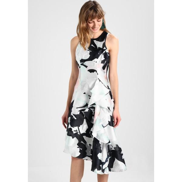 Coast RODILLA CLIPPED WOW DRESS Sukienka letnia multi-coloured C9821C0C8
