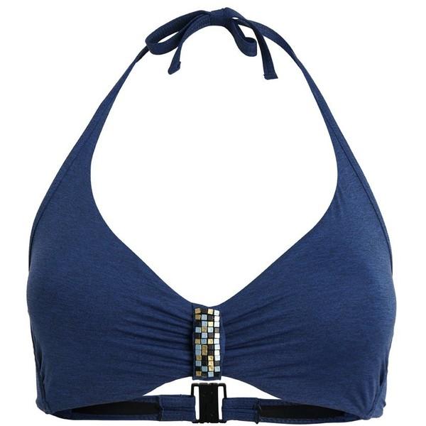 Cyell Góra od bikini platinum essential navy CY181J00P