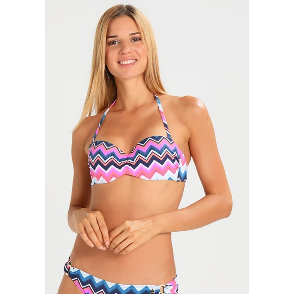 LASCANA WIRE BANDEAU PICO Góra od bikini multi L8381J004