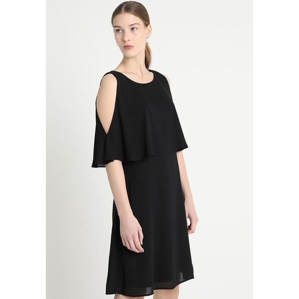 63a09d96bd comma KURZ Sukienka koktajlowa black CO121C0I7 ...