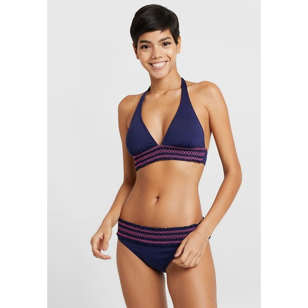LASCANA TRIANGLE SET Bikini navy L8381L00V