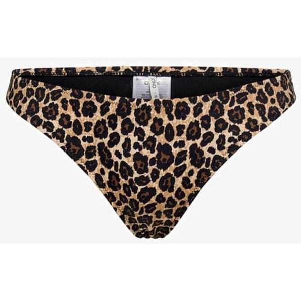ONLY Dół od bikini brown ON381I00B